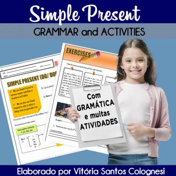 Simple Present - Grammar and Activities