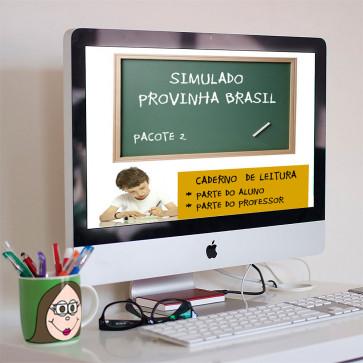 Simulado da Provinha Brasil - Pacote 2