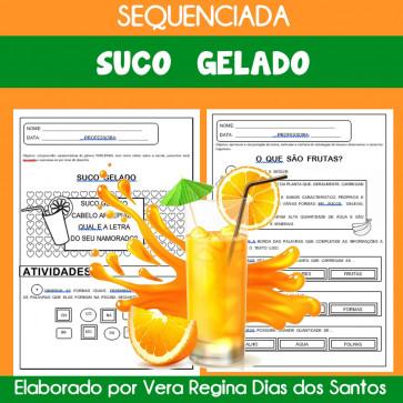 Sequenciada SUCO GELADO