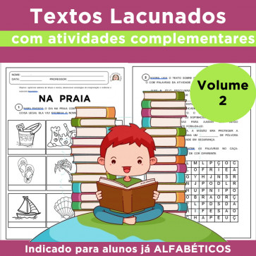 Textos Lacunados - Volume 2