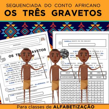 Os três gravetos - conto africano
