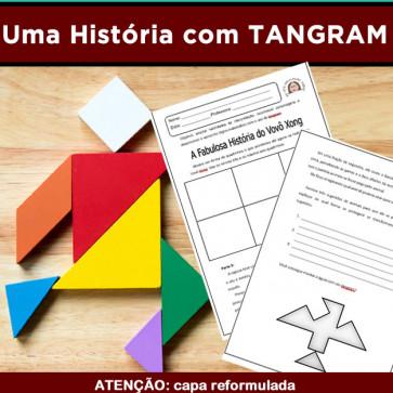 Um história com tangram