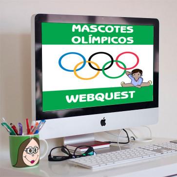 Webquest - Mascotes Olímpicos