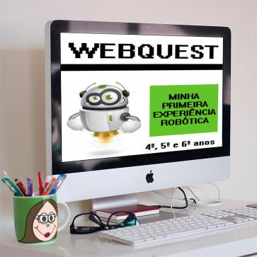 Webquest - Minha primeira experiência robótica