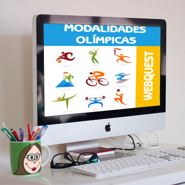 Webquest - Modalidades Olímpicas