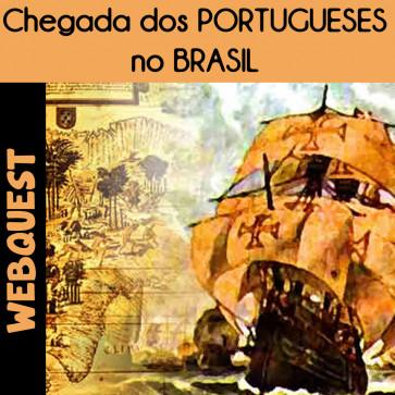 Webquest A chegada dos portugueses