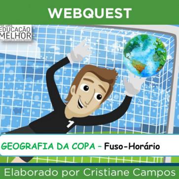 Webquest - Geografia na Copa - Fuso Horário
