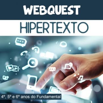 Webquest - HIPERTEXTO
