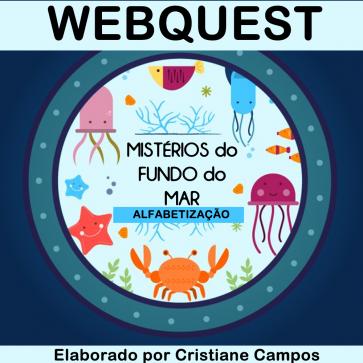 Webquest - Mistérios do Fundo do Mar