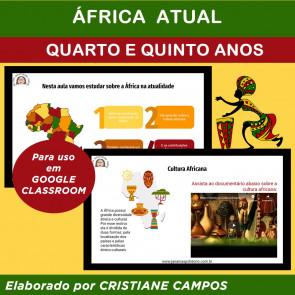 África Atual - para Google Classroom