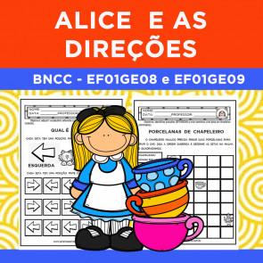 Alice e as Direções