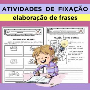 Atividades de Fixação - Elaboração de Frases