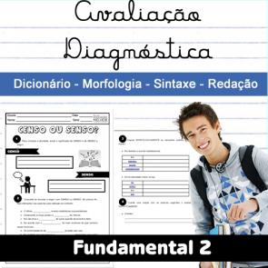 Avaliação Diagnóstica - Fundamental 2 - Língua Portuguesa