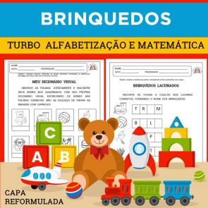 Brinquedos - Turbo alfabetização e matemática