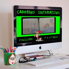 Caderno Interativo - Folclore - Alfabetização e Matemática