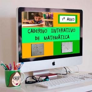 Caderno Interativo - Matemática - 1º Ano