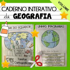 Caderno Interativo - Geografia - Volume 2