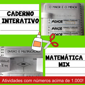 Caderno Interativo - Matemática Mix