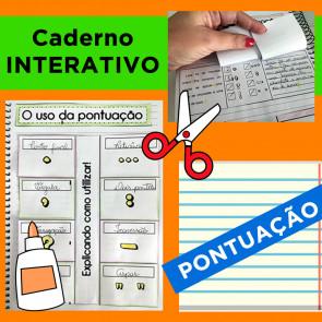 Caderno Interativo - PONTUAÇÃO