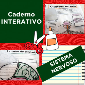 Caderno Interativo - Sistema Nervoso