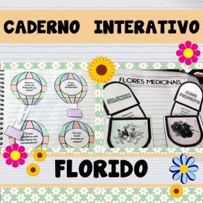 Caderno Interativo FLORIDO