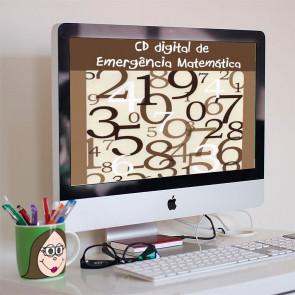 CD digital  de Emergência de Matemática