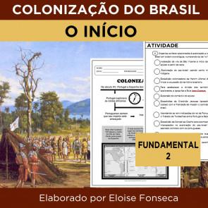 Colonização do Brasil - O início