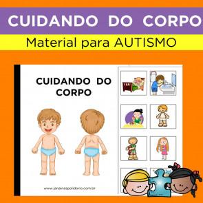 Cuidando do Corpo - Material para autismo