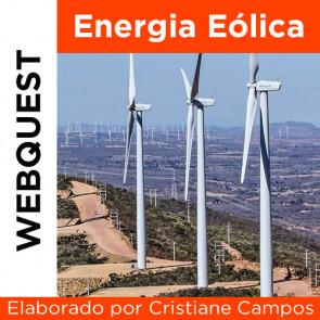 Webquest energia eólica