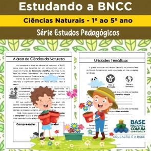 Estudando a BNCC - Ciências Naturais