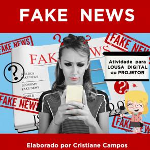 Fake News - para Lousa Digital