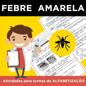 Febre Amarela- Alfabetização