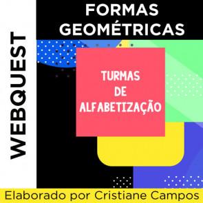 Webquest - FORMAS GEOMÉTRICAS