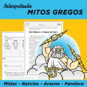 Interpretando Mitos Gregos