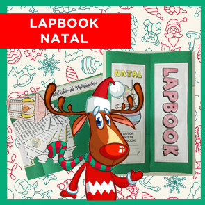 Lapbook NATAL