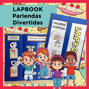 Lapbook Parlendas Divertidas