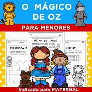 Mágico de Oz para menores