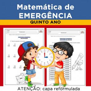 Matemática de Emergência 1