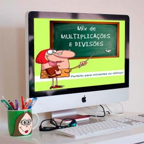 Mix de Multiplicações e Divisões