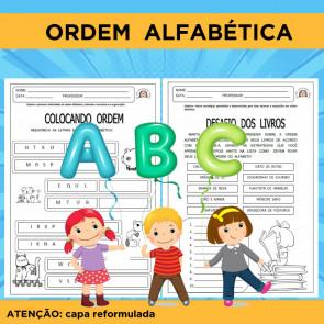 Ordem Alfabética