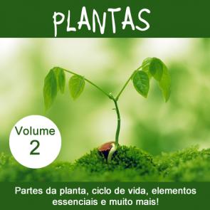 Plantas - Volume 2