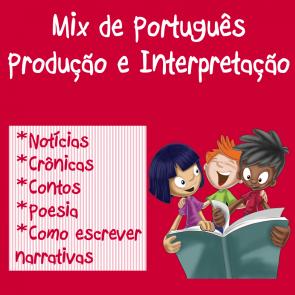 Mix de Português - Produção e Interpretação