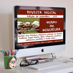 Revista Digital - Edição de setembro de 2013