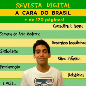 Revista Digital - A CARA DO BRASIL