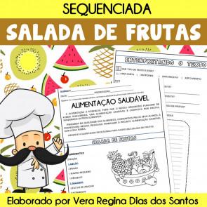 Sequenciada SALADA DE FRUTAS
