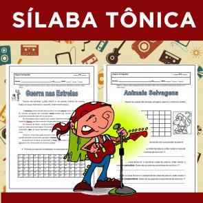 Sílaba Tônica