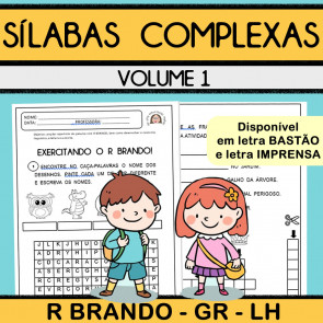 Sílabas Complexas