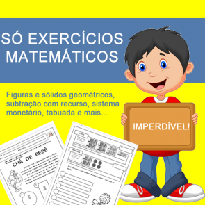Só Exercícios Matemáticos