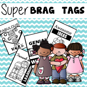 Super BRAG TAGS