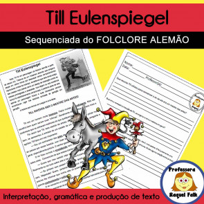 Till Eulenspiegel - sequenciada do FOLCLORE ALEMÃO